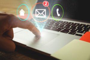 Como usar filtros de correo