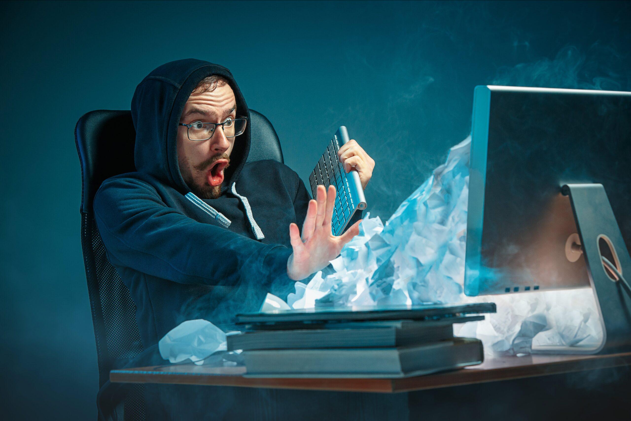 Como evitar virus en un hosting
